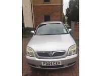 For Sale: Vauxhall Vectra 2.0 Club DTI