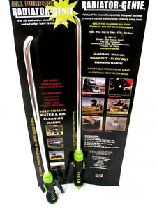 Radiator Genie - Cleans Dirty & Clogged Radiators Faster Campbell River Comox Valley Area image 1
