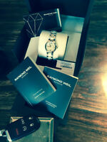 Luxury Raymond Weil (Geneve of Switzerland) Ladies Watch