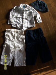 The Children's Place Clothing & Hat, Boys Size 24 months