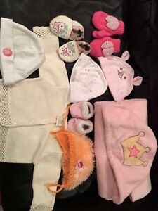 Clothing for  Baby Girl lot for 5$