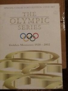 Olympic Serie 1920-2002