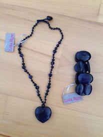 Lola Rose Necklace and Bracelet Set