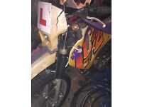 Ktm 125 lc2 road legal learner legal 2 stroke
