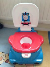 Toilet potty