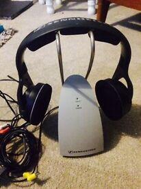 Sennheiser Wireless Over-Ear Headphones