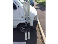 Volkl Attiva 4 skis and bindings!