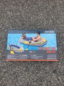 EXPLORER 200 INFLATABLE BOAT BRAND NEW