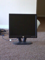 Moving sale dell monitor for sale $15