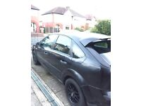 Ford Focus ST rep conversion 1.6 turbo injection