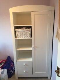 Mothercare Padstow Wardrobe
