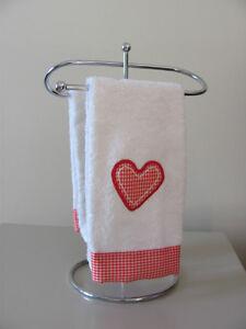 Porte-serviettes pour comptoir  Towel stand