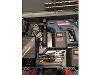 Bosch hammer SDS drill