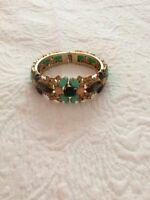 J. Crew jeweled bracelet