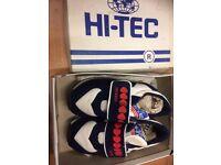 Vintage HI-TEC 'Lovebugs' Shoes, Size 7