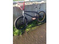 2x stunt BMX bikes