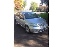 2002 CITROEN C3 SX 5 DOOR 1.4L PETROL FOR SALE
