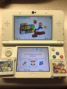 New Nintendo 3ds Mario version
