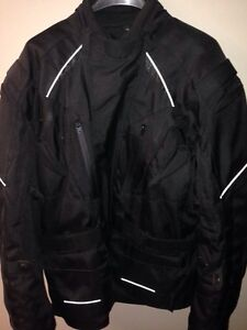 All weather riding jacket