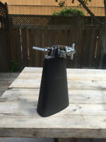 Pearl Cowbell with attachment
