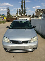 Ford Focus 2005 Wagon ZXW SES Silver