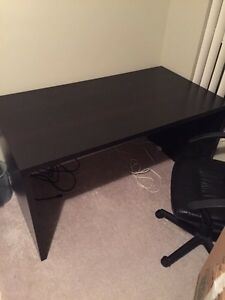 Desk and Chair Kitchener / Waterloo Kitchener Area image 1