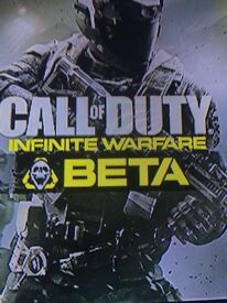 Infinite warfare beta code