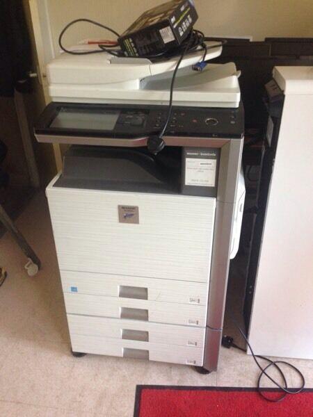 Sharp Printer MX-M363N &spare Toner