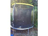 Plum Children's 8 ft trampoline