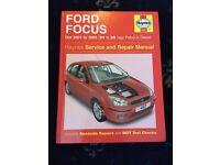 Ford focus repair manual