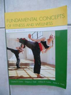 Fundamental Concepts of Fitness & Wellness Corbin text HPE