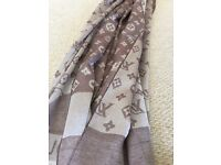 Louis Vuitton Scarf / Shawl. Available in 4 colours - CAN POST
