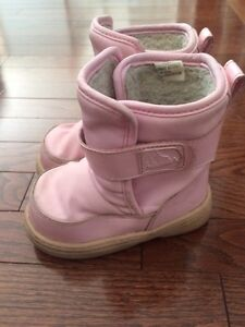 Girl boots- child size 8 boots  London Ontario image 2