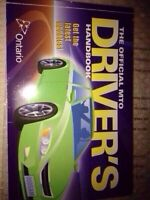 Drivers learners MTO official book Ontario