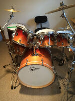 7 Piece GRETSCH Drums for sale. NEW PRICE!