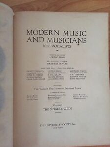 1800s Antique books!musical scores and artistic books. St. John's Newfoundland image 8