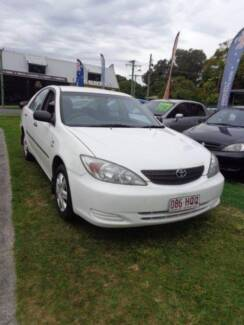 2003 Toyota Camry Sedan Surfers Paradise Gold Coast City Preview