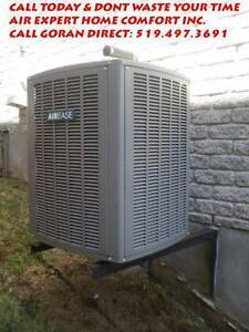 A/C air conditioner AC furnace CENTRAL AIR gas FURNACES saleSALE Kitchener / Waterloo Kitchener Area image 3