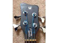 Warwick Corvette Standard Bass-Made in Germany