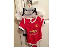 Baby grow man united