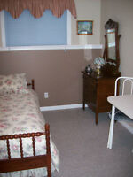 Fully Furnished Suite - Available July 1