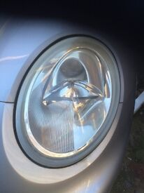 VW beetle headlight (passenger side)