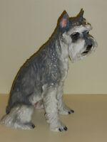 life-like, life-size Terrier Figure