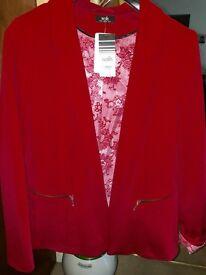 New Wallis Jacket Size 18