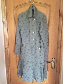 designer dress coat