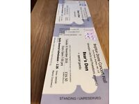 Bears Den 2 x Tickets - Brighton Dome - Sold Out
