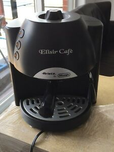 Coffee machine delonghi