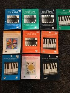 Royal Conservatory Piano Books
