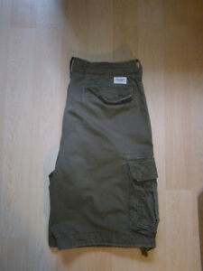 Abercrombie and Fitch Shorts (Olive)