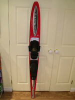 Connelly Concept Slalom Water Ski (model 7-5-3)